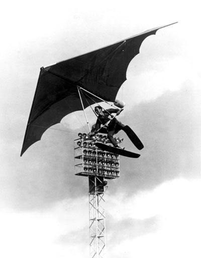 O espetaculoso Bill Moyes em ação