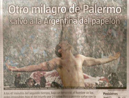 Palermo LA NACION