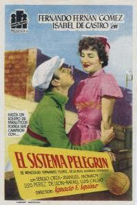 EL SISTEMA PELEGRIN (CARTEL 2)