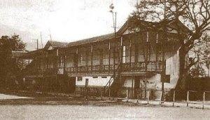 O campo do Andarahy Athletic Club após a reforma de 1917.