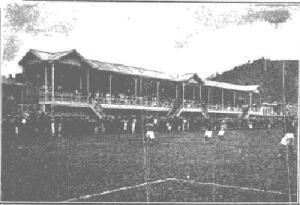 Campo do Andarahy Athletic Club (1917). Careta, 9 de julho de 1917.