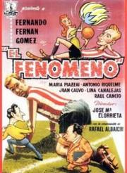 EL FENÓMENO (CARTEL 1956)