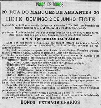 Gazeta de Notícias, 2 de junho de 1878