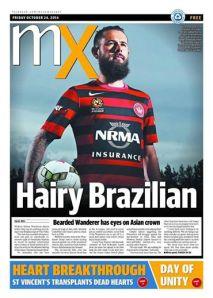 HAIRY BRAZILIAN
