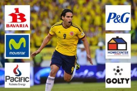 Patrocinadores Colombia