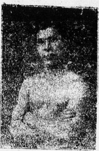 Ignacio Flores, o campeão peso leve paraguaio, em destaque na imprensa de Ponta Porã. Fonte: O Progresso, Ponta Porã. 18 set. 1927, n.291, p.3