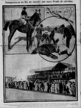 O Imparcial, 25 de março de 1913.