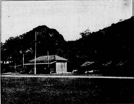 Sede do Rio Cricket And Athletic Association Revista da Semana, 8 set. 1901, p. 574