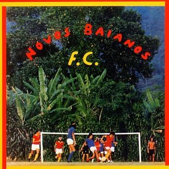 Capa de LP dos Novos Baianos