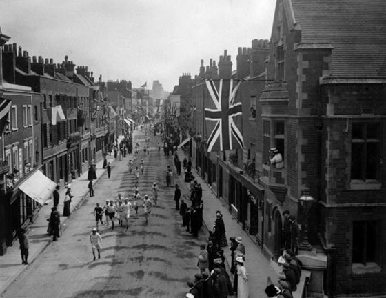 maratona-1908-ruas-de-londres
