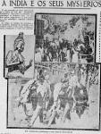 A índia e seusmistérios