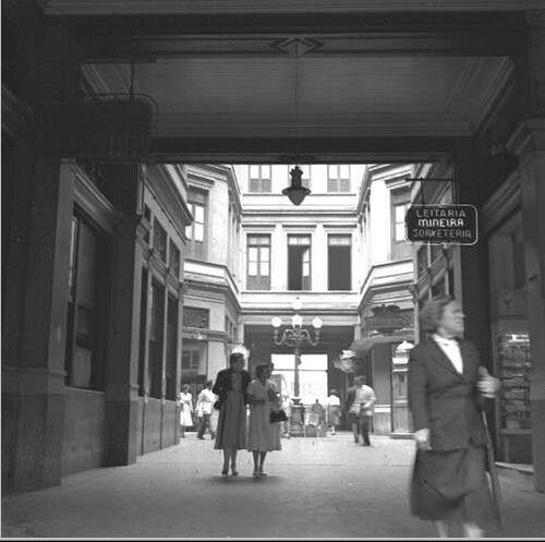 Galeria Cruzeiro - avenida Central