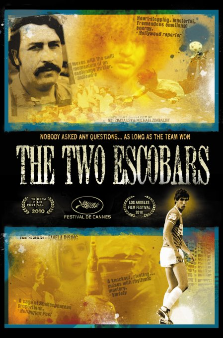 The Two Escobars